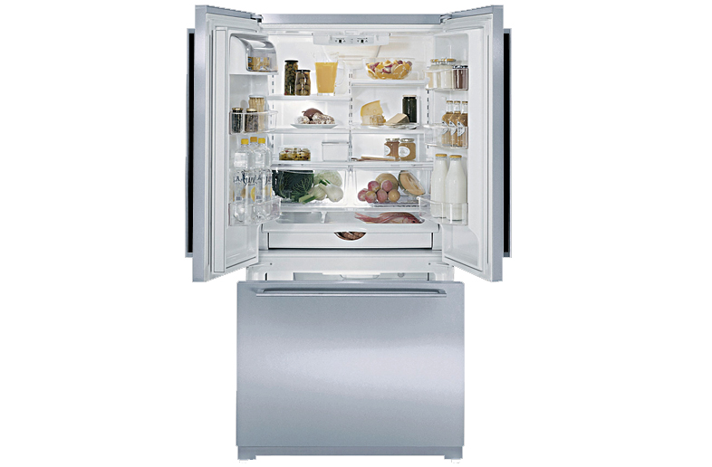 Fridge Freezer Combination Ry 495
