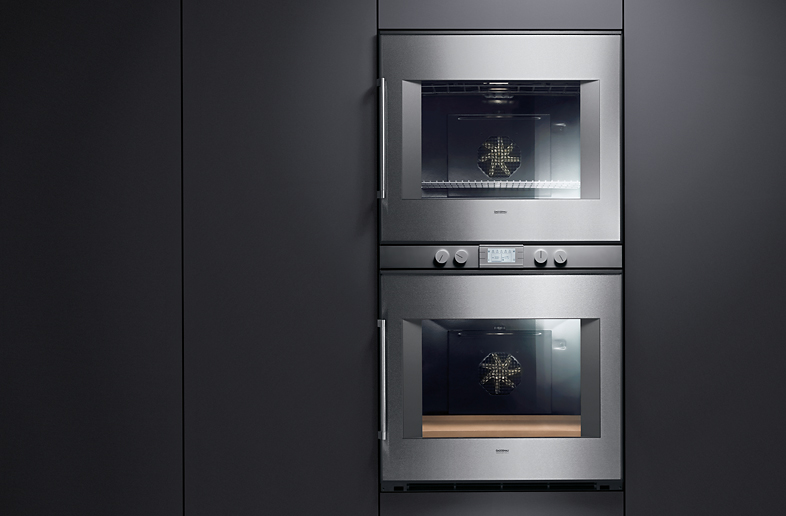 Double oven 200 series bx 280 for Luxury oven